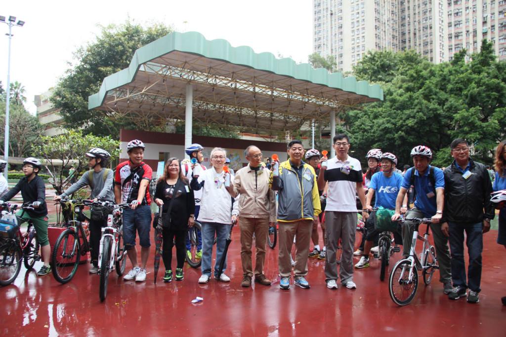 北區健步行2014