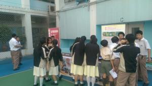 同學們踴躍參與